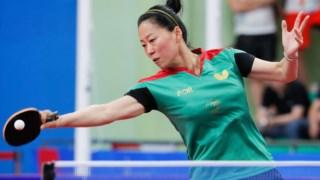 Luso-chinesa Fu Yu estará na competição, em 2020