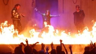 """Osbourne conquistou, ao longo dos anos de carreira, o título de """"príncipe das trevas"""""""