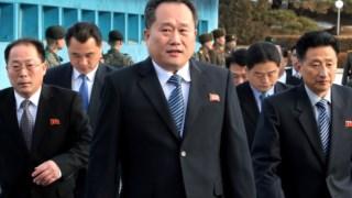 Ri Son-gwon era presidente do Comité para a Reunificação Pacífica da Coreia