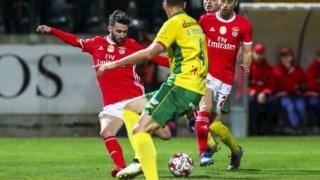 Depois dos dois golos frente ao Sporting, Rafa voltou a marcar em Paços de Ferreira