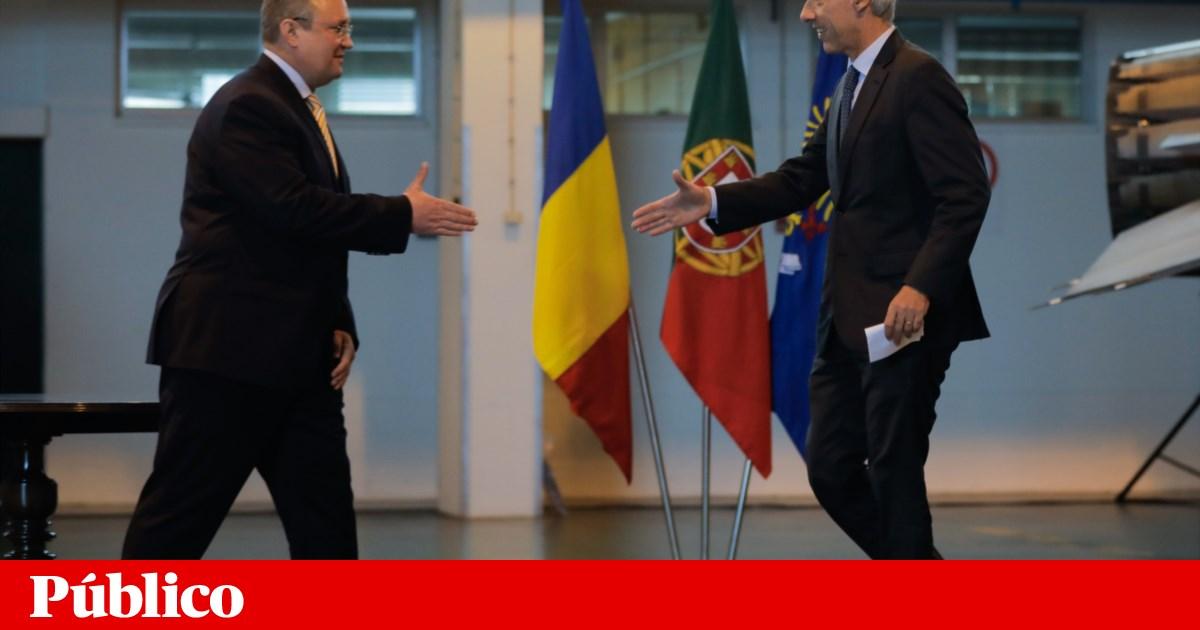 Portugal vende cinco F-16 à Roménia por 130 milhões de euros