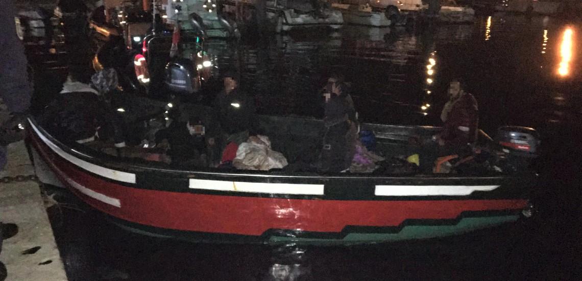 Resultado de imagem para Onze jovens marroquinos interceptados pela Polícia Marítima em Olhão