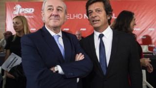 Salvador Malheiro com Rui Rio