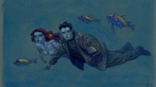 Miguelanxo Prado marca presença com <i>De Profundis</i> (2006), a sua primeira longa de animação, e terá na Monstra uma exposição com 60 desenhos originais