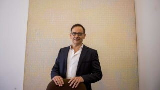 Miguel Honrado chegou à AMEC há menos de um mês