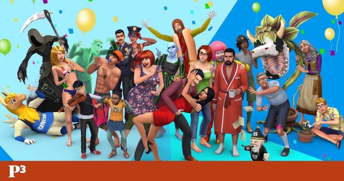 """""""The Sims"""" faz 20 anos. Como se tornou num dos jogos mais bem-sucedidos de sempre?"""