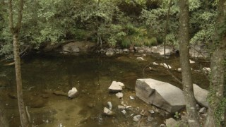 projecto vai permitir ampliar o Parque do Corgo, nas margens do rio
