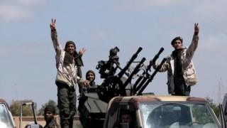 A ofensiva de Haftar, lançada em Abril, resultou num impasse militar às portas de Trípoli