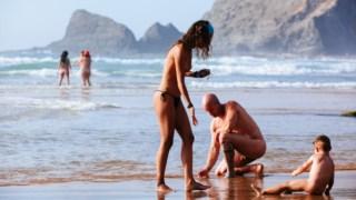 ,Praia do Homem Nu