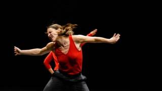 ,Dança moderna