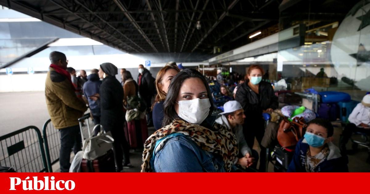 Brasileiros desesperam no aeroporto de Lisboa: ?Fomos abandonados?