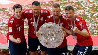 O Bayern Munique é um dos quatro clubes que vai ajudar financeiramente os emblemas mais fracos do futebol profissional alemão