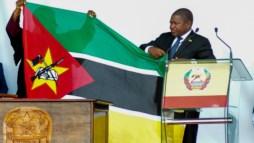 """Nyusi admite que ataques em Cabo Delgado """"podem comprometer"""" soberania em Moçambique"""