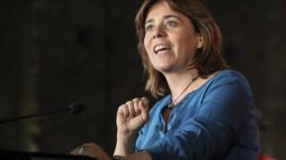 Catarina Martins, líder do BE, insistiu na necessidade de apoiar as famílias não apenas através da justificação de faltas