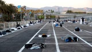 O espaço foi aberto para receber pessoas de um abrigo onde se registou um caso de covid-19