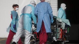 O principal grupo de risco da pandemia são os idosos