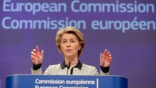 Presidente da Comissão Europeia vincou que os valores fundamentais têm de ser respeitados mesmo em tempos de emergência