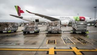 Transporte aéreo com várias limitações