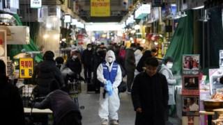 ,Pandemia de coronavírus em 2020 na Coréia do Sul