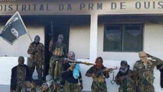 Insurgência islâmica em Moçambique