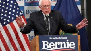 ,Campanha presidencial de Bernie Sanders, 2016