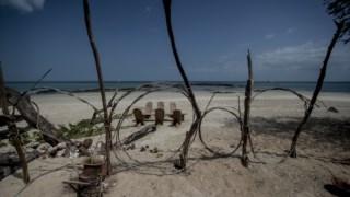 À costa da Guiné-Bissau chega, desde 2007, muita droga destinada à Europa