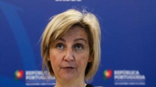 A ministra da Saúde anunciou a chegadas de 65 ventiladores