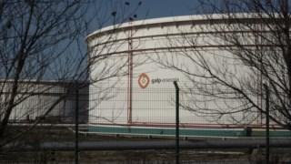 A capacidade de armazenagem de combustíveis do país está quase esgotada