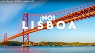 """Lisboa, la española"" no vídeo da Pangea"