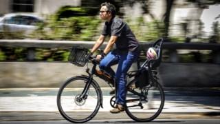 Portugal tem o objectivo de chegar aos 7,5% de deslocações em bicicleta, em 2030