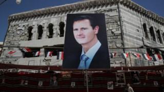 ,Presidente da Síria
