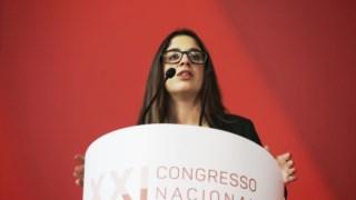 A líder da JS, Maria Begonha, quer que o Governo proteja os advogados, os solicitadores e os agentes de execução