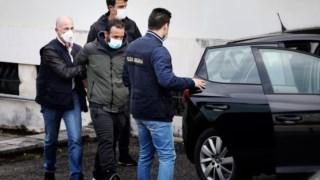 Sandro Bernardo, pai de Valentina, está detido na prisão da Policia Judiciária de Lisboa.