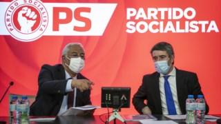 O líder do PS, António Costa, adiou uma posição sobre presidenciais para mais tarde