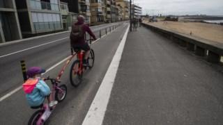 bicicletas,transito,local,porto,ambiente,transportes,