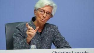 BCE, liderado por Christine Lagarde, preocupado em assegurar liquidez à economia