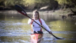 A canoagem foi uma das modalidades desportivas que parou devido à pandemia