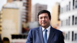 Álvaro Almeida liderou a lista do PSD à Câmara do Porto em 2017