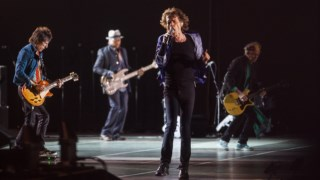 <i>You can't always get what you want</i> foi a primeira canção do encore no último concerto dos Rolling Stones em Portugal, no Rock In Rio Lisboa de 2014