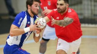 FC Porto e Benfica em duelo no campeonato nacional de andebol