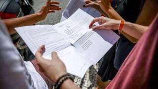O exame de Física e Química A é o segundo com mais inscritos este ano