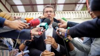 Tudo indica que Alberto Núñez Feijóo, presidente da Xunta da Galiza há 11 anos, deverá ficar mais quatro anos
