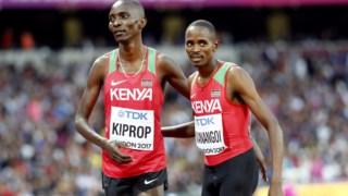 Elijah Manangoi foi campeão do mundo dos 1.500 metros em 2017