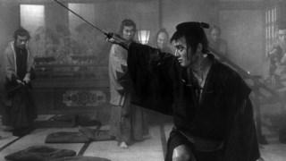 <i>Frame</i> de <i>Sword of Doom</i>, filme japonês de 1966 que é exibido a 30 de Julho no Museu Nacional Grão Vasco