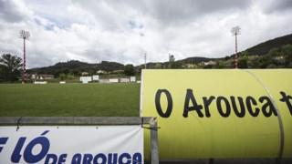 O Arouca esteve na I Liga entre 2013 e 2017