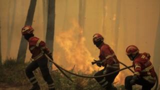 Há cerca de 100 municípios em risco muito elevado de incêndio