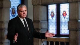 Vasco Cordeiro, líder do PS dos Açores, chefia o governo regional desde 2012