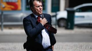 """Bruno Fialho diz ser um candidato do """"centro"""""""