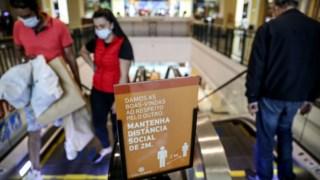 Centros comerciais com menos visitantes na região de Lisboa