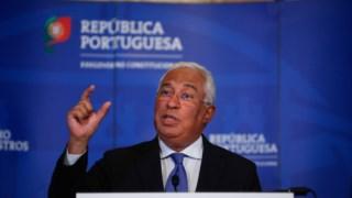 O primeiro-ministro, António Costa, preside ao Conselho de Ministros desta quinta-feira
